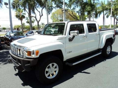 2009 Hummer H3 T Data, Info and Specs