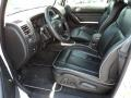 Ebony/Pewter Interior Photo for 2009 Hummer H3 #48424055