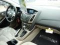 2012 White Platinum Tricoat Metallic Ford Focus SEL 5-Door  photo #16