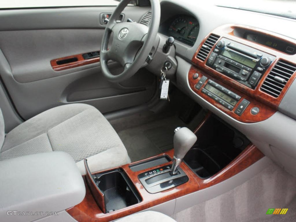 2004 toyota camry xle stone dashboard photo 48433821. Black Bedroom Furniture Sets. Home Design Ideas