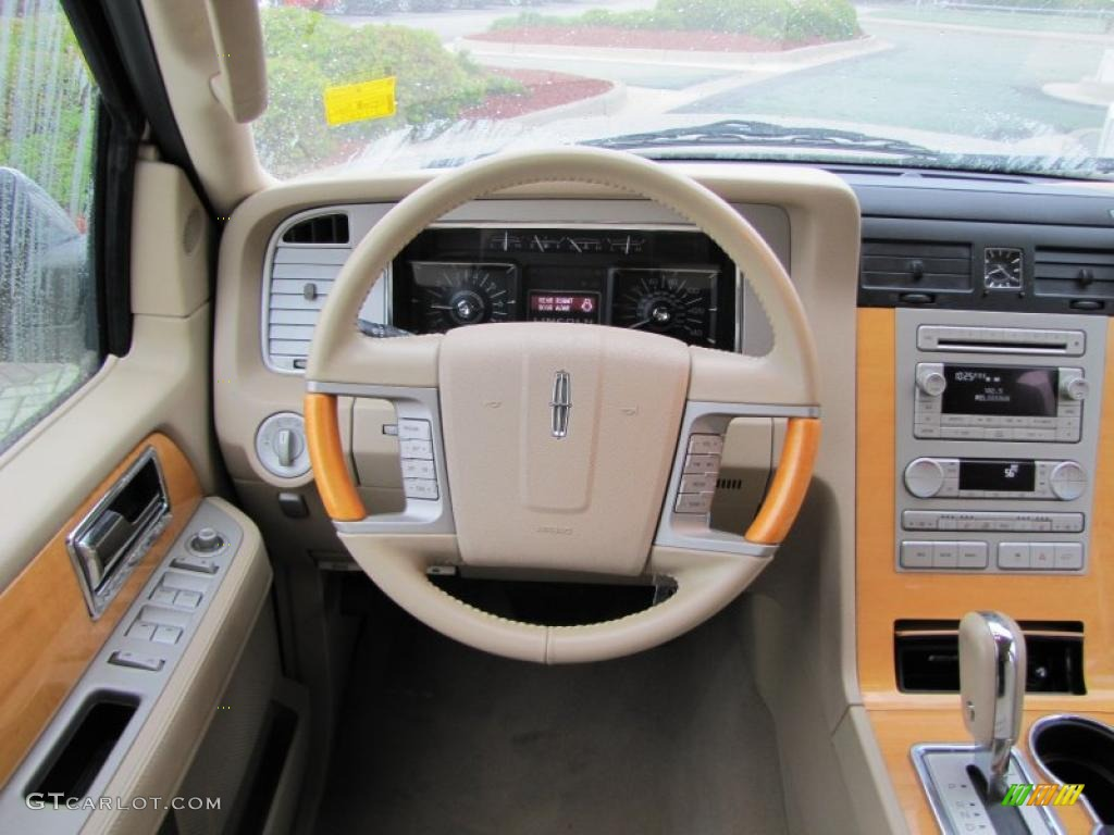 2007 Lincoln Navigator Ultimate Interior Photo 48437073