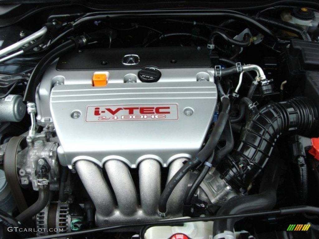 2008 acura tsx sedan 2 4 liter dohc 16v i vtec 4 cylinder engine photo 48451197. Black Bedroom Furniture Sets. Home Design Ideas