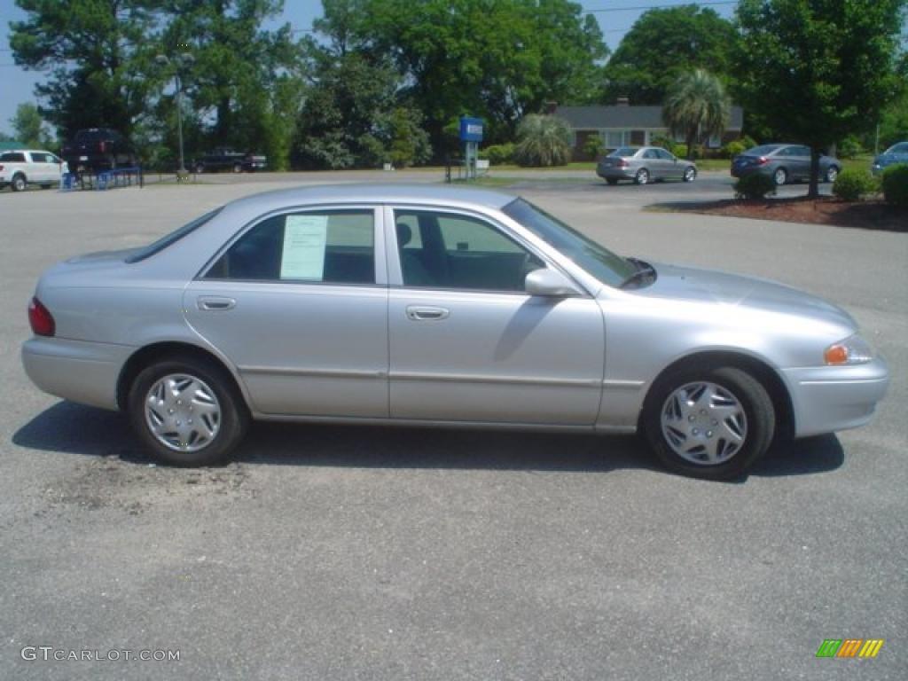 moonlight gray metallic 2001 mazda 626 lx exterior photo 48458033 gtcarlot com gtcarlot com