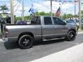 2006 Mineral Gray Metallic Dodge Ram 1500 SLT Quad Cab  photo #11