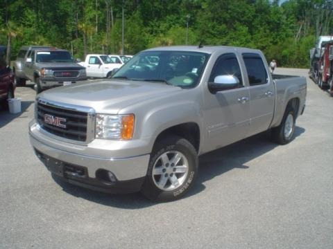 2007 gmc sierra 1500 slt crew cab data info and specs. Black Bedroom Furniture Sets. Home Design Ideas