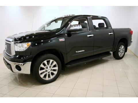 2010 Toyota Tundra Platinum CrewMax 4x4 Data, Info and Specs