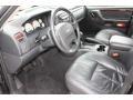 Dark Slate Gray Interior Photo for 2002 Jeep Grand Cherokee #48464253