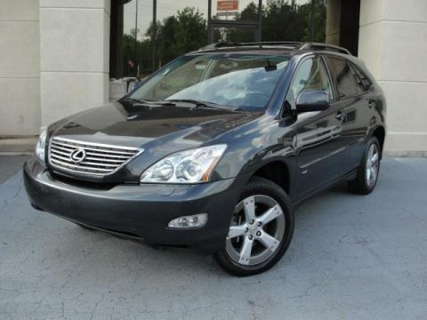 2005 lexus rx 330 thundercloud edition data, info and specs