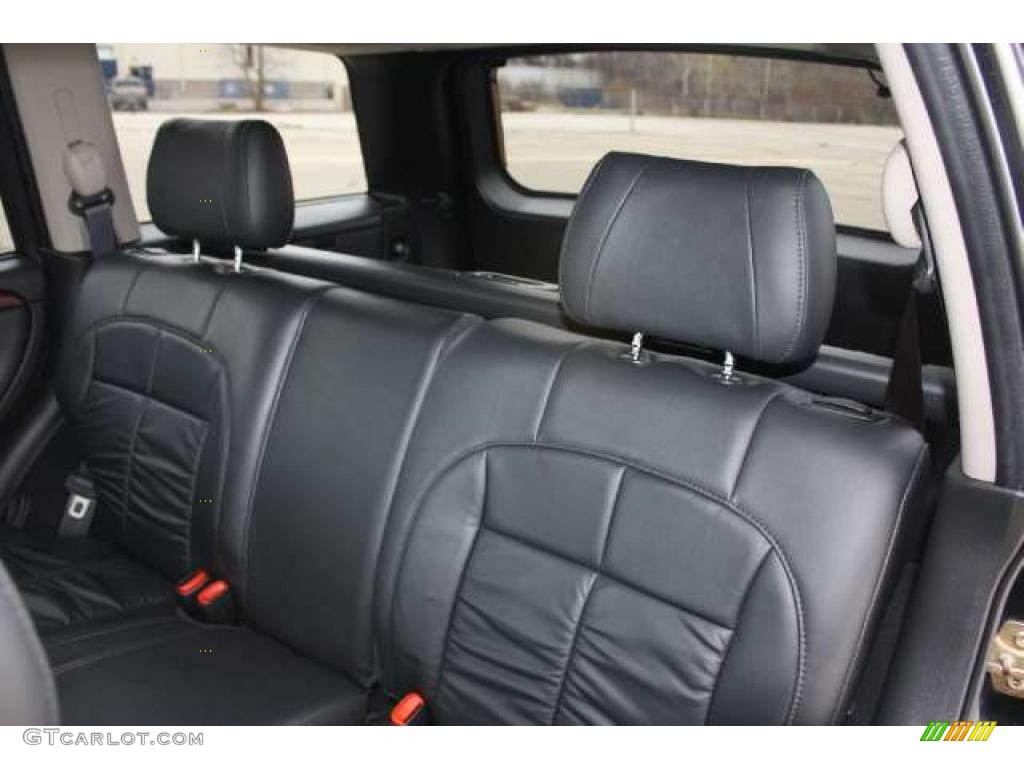 2002 jeep grand cherokee limited 4x4 interior photo 48464301. Black Bedroom Furniture Sets. Home Design Ideas