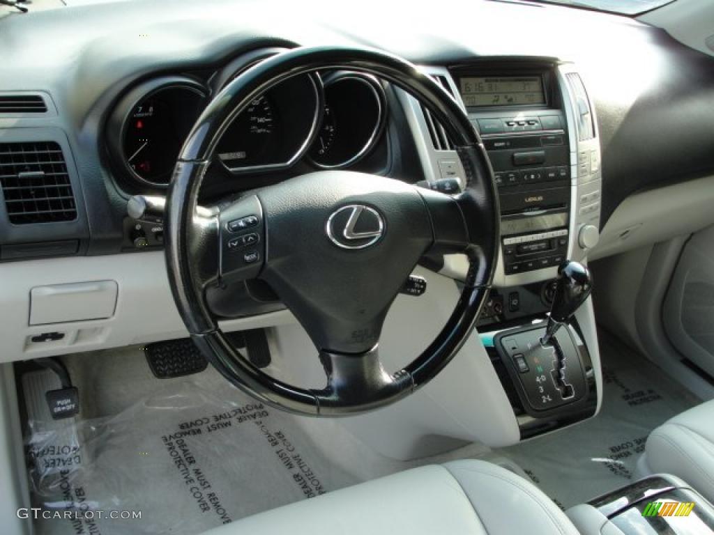 2005 lexus rx 330 thundercloud edition interior photo 48464397
