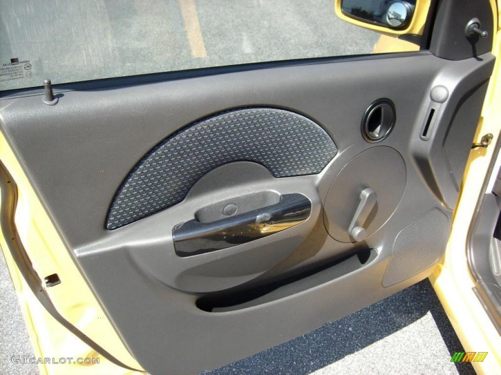 2006 Chevrolet Aveo Ls Hatchback Door Panel Photos