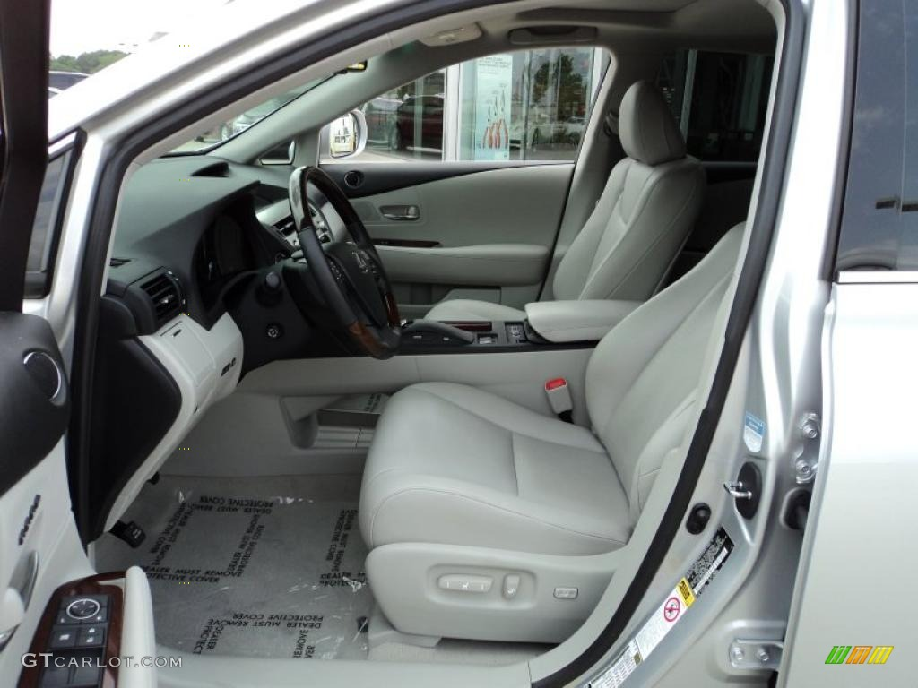 2010 Lexus Rx 350 Interior Photo 48470610