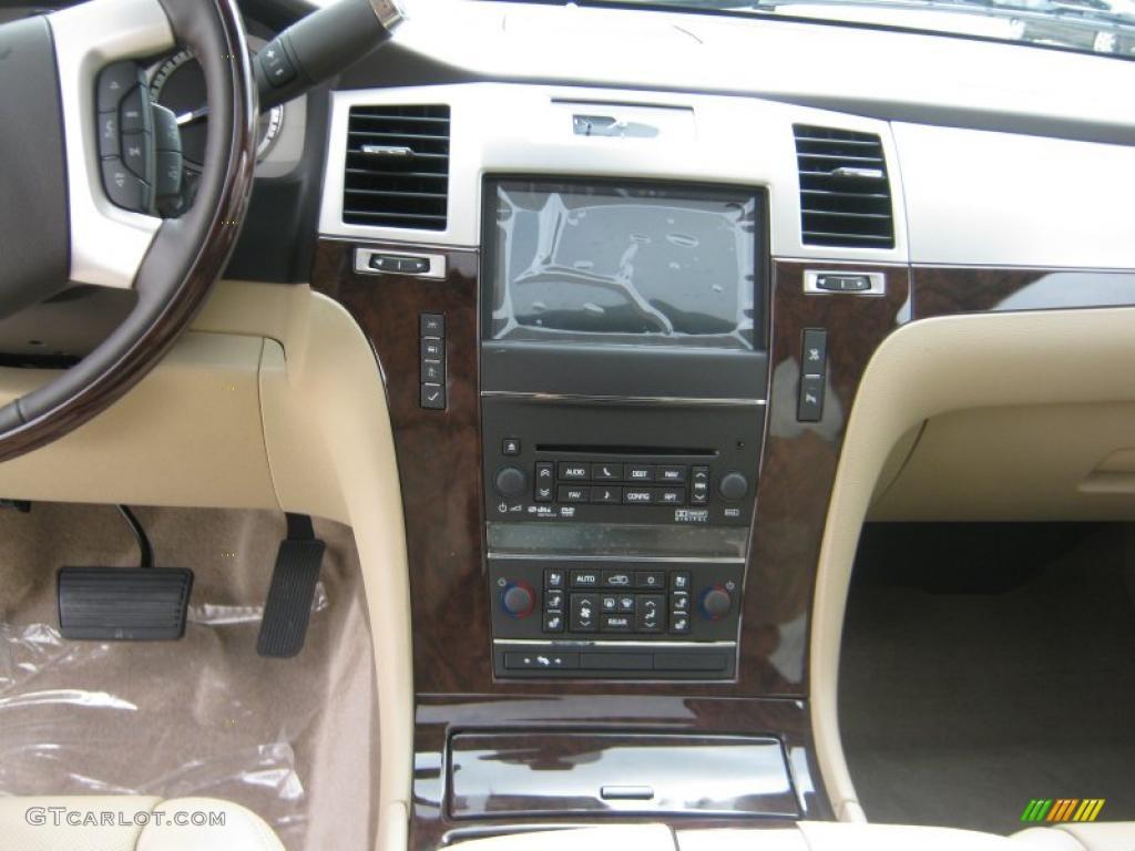 2011 White Diamond Tricoat Cadillac Escalade Luxury 48460809 Photo 9 Car