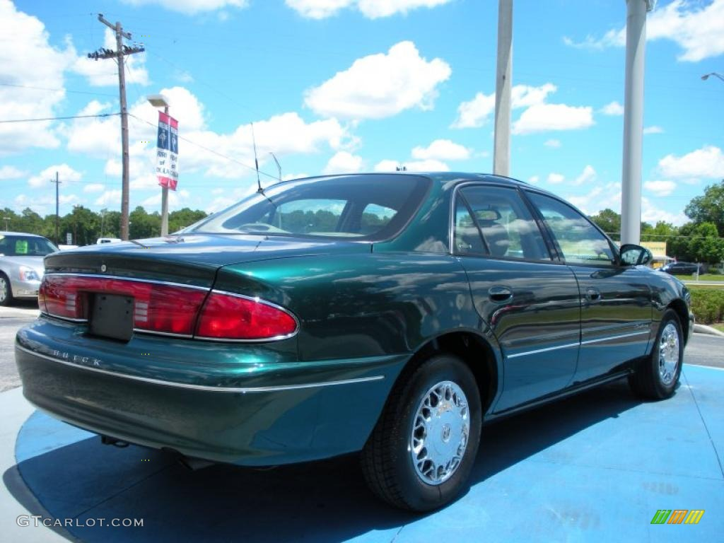 Jasper Green Metallic 2002 Buick Century Limited Exterior Photo 48475116 Gtcarlot Com