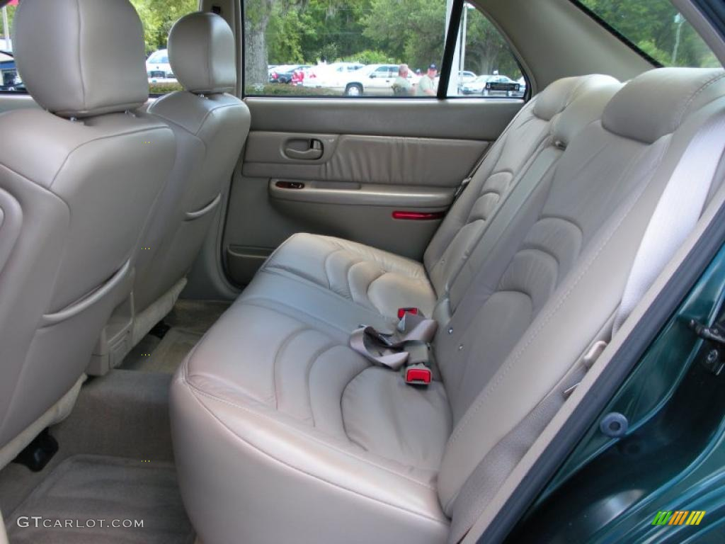 Taupe Interior 2002 Buick Century Limited Photo 48475236