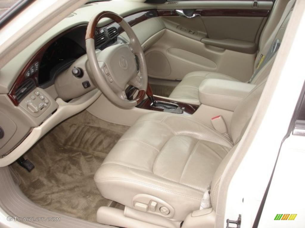 2003 Cadillac Deville Dts Interior Photo 48475314