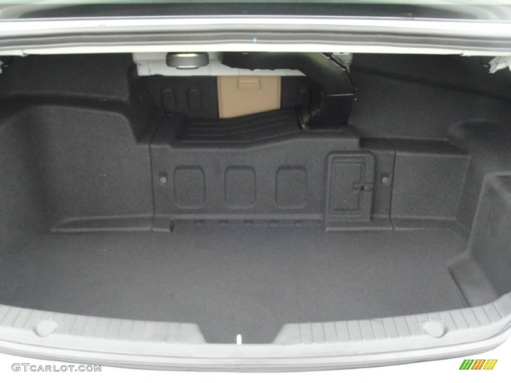 2011 Hyundai Sonata Hybrid Trunk Photo  48477280