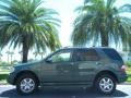 designo Mystic Green Metallic 2003 Mercedes-Benz ML 500 4Matic