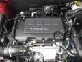 2011 Cruze LTZ/RS 1.4 Liter Turbocharged DOHC 16-Valve VVT ECOTEC 4 Cylinder Engine