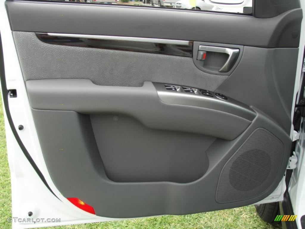 2011 Hyundai Santa Fe Se Door Panel Photos Gtcarlot Com
