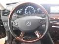 2007 CL 600 Steering Wheel