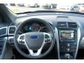 Medium Light Stone Dashboard Photo for 2011 Ford Explorer #48486459