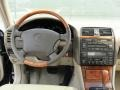 Ivory 2000 Lexus LS Interiors