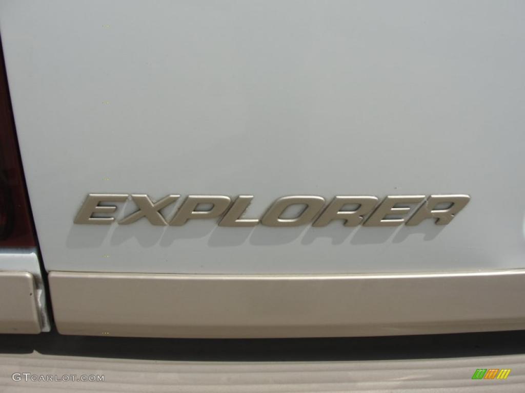 2000 Ford Explorer Eddie Bauer Marks and Logos Photos