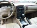 Taupe Interior Photo for 2002 Jeep Grand Cherokee #48494113