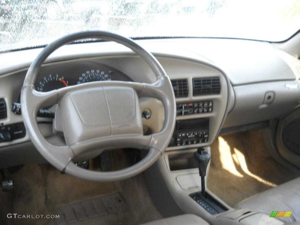 1996 Buick Regal Custom Sedan Beige Dashboard Photo