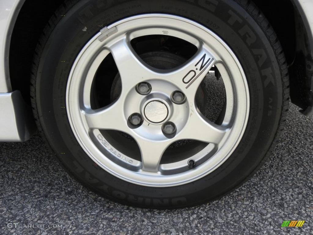 2004 Mitsubishi Lancer Oz Rally Wheel Photo 48499582 Gtcarlot Com