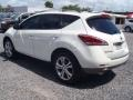2011 Glacier White Pearl Nissan Murano LE  photo #2