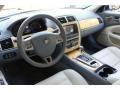 2007 Jaguar XK Ivory/Slate Interior Prime Interior Photo