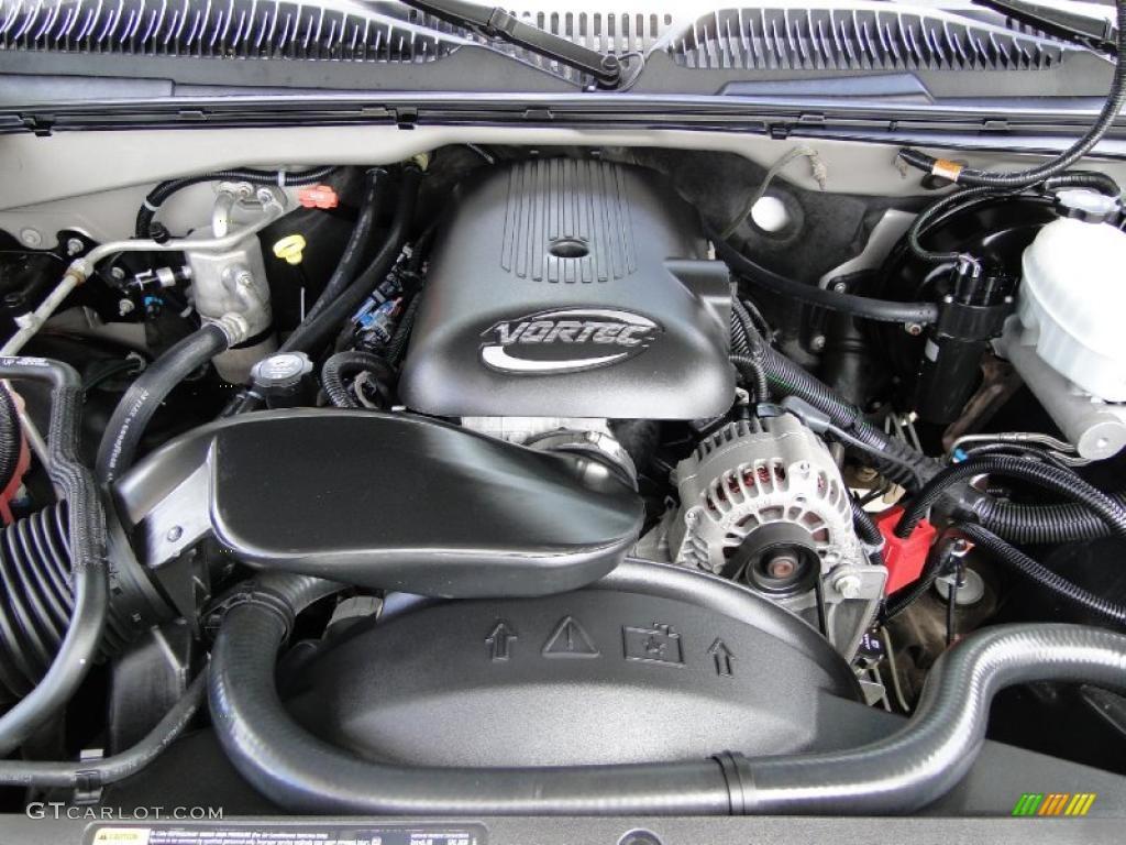 5.3 Vortec Engine