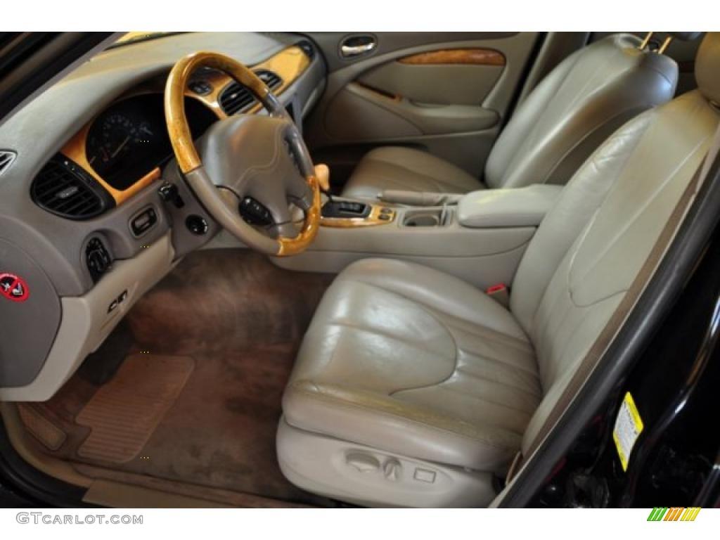 2000 jaguar s type 4 0 interior photo 48505962. Black Bedroom Furniture Sets. Home Design Ideas