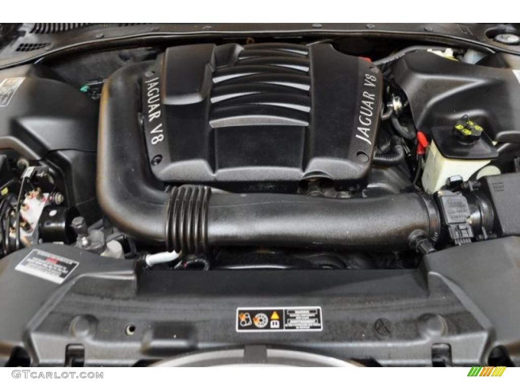 [2005 Jaguar S Type Engine Motor Mount Change] - Jaguar X ...