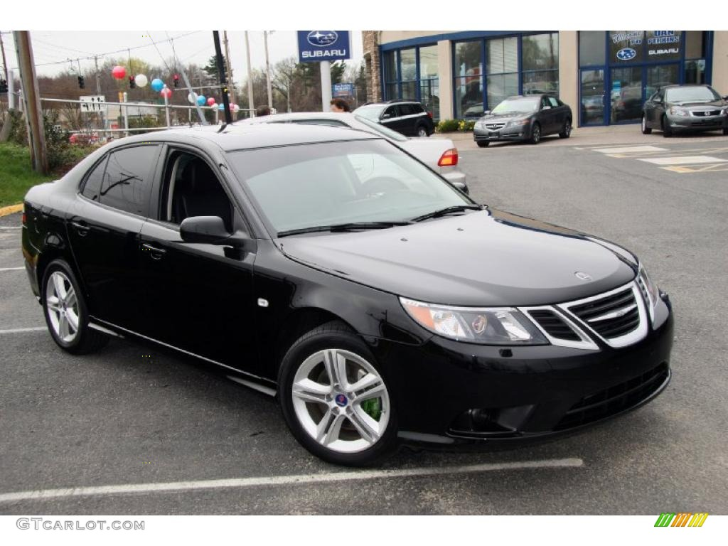 2010 saab 9 3 2 0t sport sedan xwd exterior photos