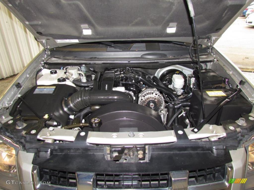 2006 Isuzu Ascender Engine Diagram 2005 Fuse Box Ls 4 2 Liter Dohc 24 Valve Vvt Inline 6 Cylinder Photo