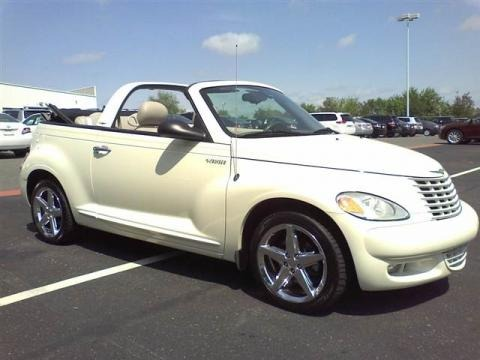 2005 chrysler pt cruiser gt convertible data info and. Black Bedroom Furniture Sets. Home Design Ideas