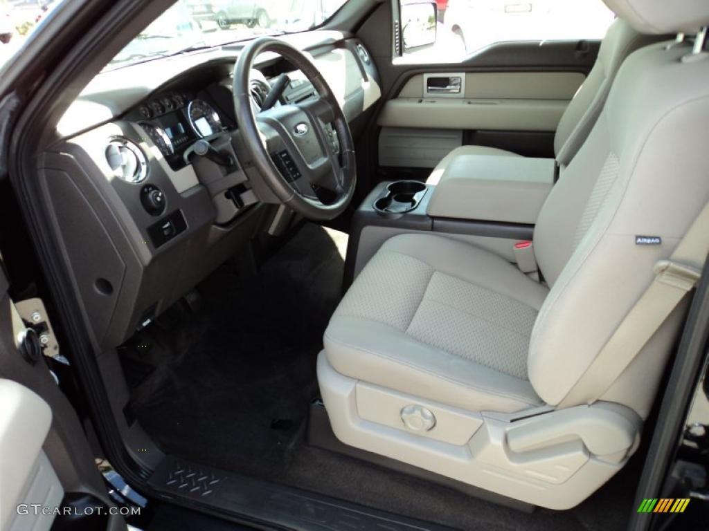 2009 Ford F150 Xlt Sfe Supercrew Interior Photo 48512623