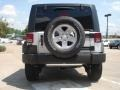 2011 Bright Silver Metallic Jeep Wrangler Sport S 4x4  photo #3