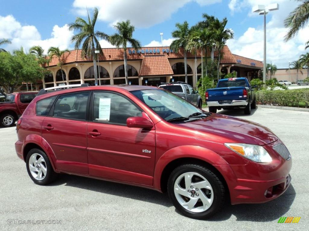 2005 pontiac vibe manual transmission
