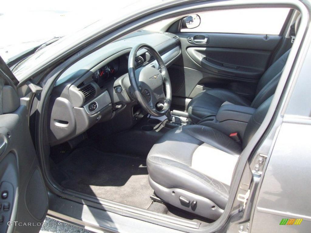2004 Chrysler Sebring Touring Sedan Interior Photo 48516343