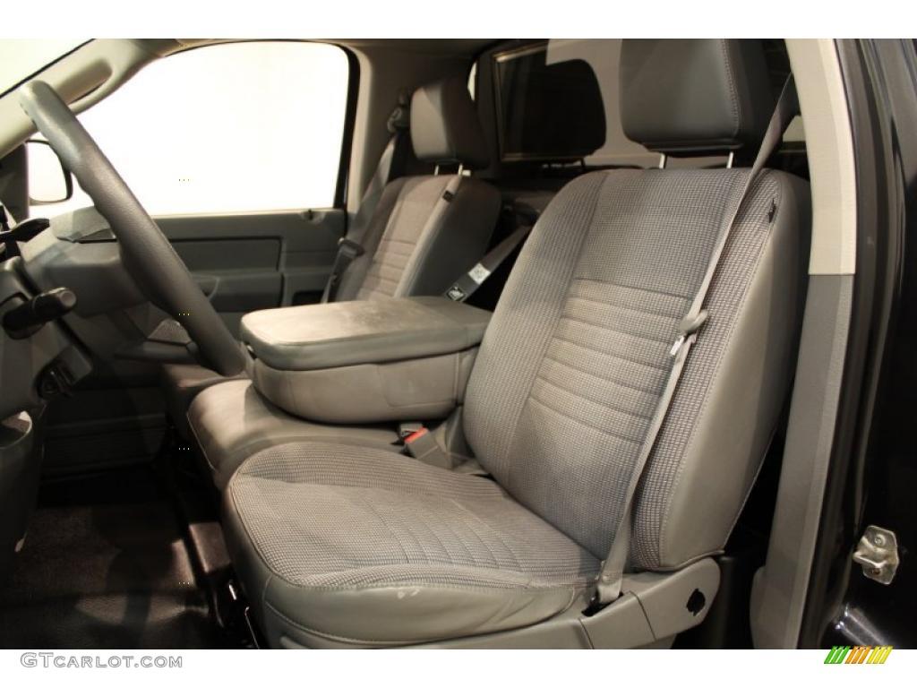 2008 Dodge Ram 1500 St Regular Cab 4x4 Interior Photo 48518176