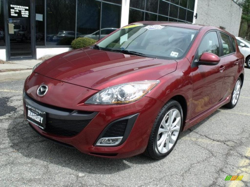 Copper Red Mica Mazda Mazda Mazda Mazda S Sport  Door