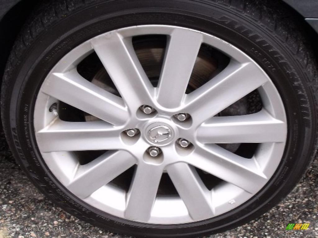 2008 Mazda MAZDA3 MAZDASPEED Sport Wheel Photo #48526252