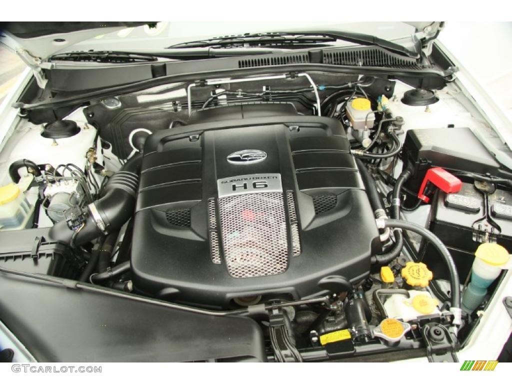 2006 Subaru Outback 3 0 R L L Bean Edition Sedan Engine