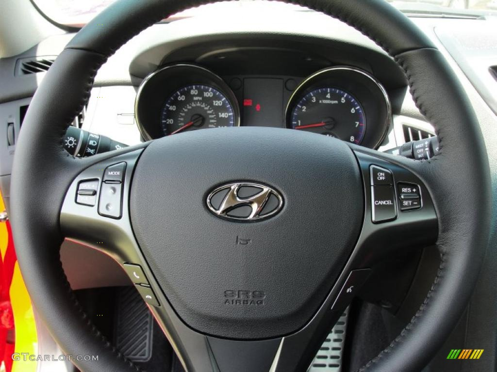 2011 Hyundai Genesis Coupe 3 8 Track Controls Photo 48531852 Gtcarlot Com