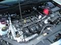 2011 Bordeaux Reserve Metallic Ford Fusion SEL  photo #12