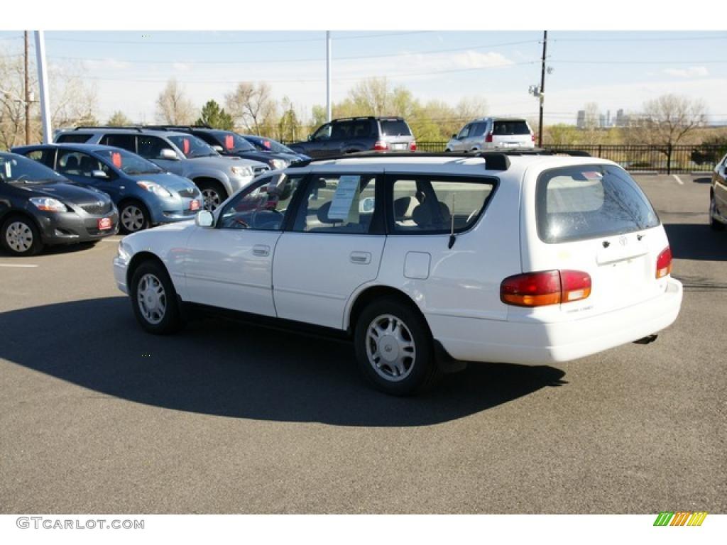 1996 super white toyota camry le v6 wagon 48520122 photo 3 gtcarlot com car color galleries gtcarlot com